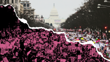 The Women's March, under pressure from controversy, could implode. Here's why that might be OK.