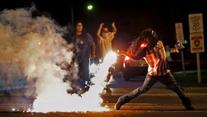 Puzzling deaths of Ferguson protesters