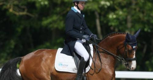 Equitation - Concours complet - Thomas Carlile s'impose à Saumur