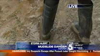 More Rain, Mud Expected in Azusa, Evacuations in Place