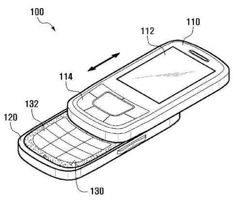 Future Samsung phones to blast you with freshness?