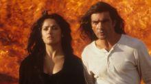 Salma Hayek reveals the trauma of filming 'Desperado' love scene