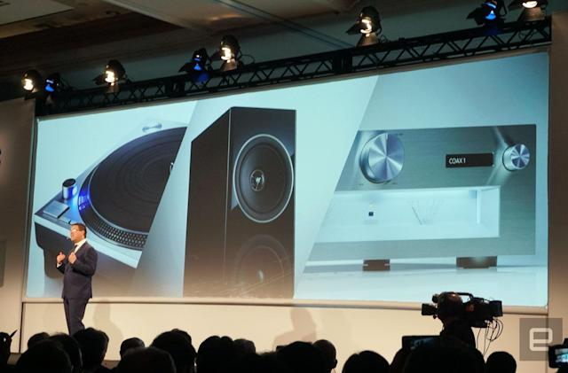 Technics has a new high-end HiFi setup, and it won't be cheap