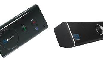 BlueAnt launches Bluetooth stereo  speakers and speakerphone