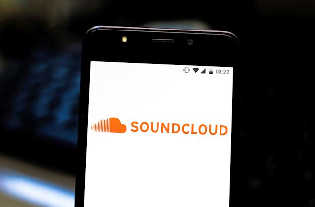 SoundCoud Insights show creators their audience data