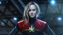 This is how future Captain Marvel Brie Larson is getting in superhero shape