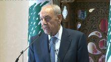 Líbano anuncia negociações com Israel
