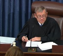 Chief Justice Roberts admonishes impeachment managers and Trump team, reminds them to 'remember where they are'