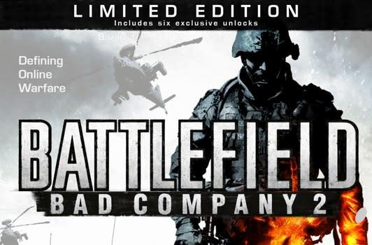 EA details Battlefield: Bad Company 2 Limited Edition, same price as normal