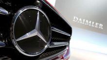 Daimler recalls hundreds of thousands of Mercedes-Benz diesel vehicles
