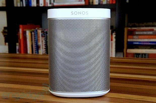 Sonos presents Play:1, a pint-sized wireless streaming speaker for $199