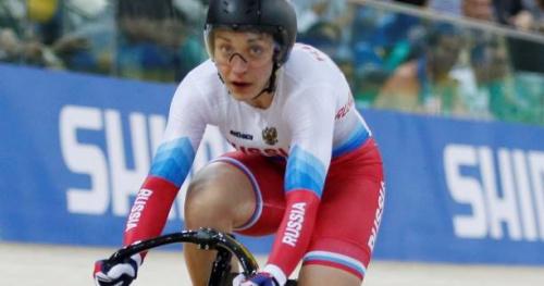 Cyclisme - Piste - ChM (F) - Daria Shmeleva sacrée championne du monde du 500 mètres
