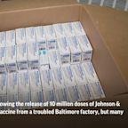 Some J&J vaccine doses must be destroyed