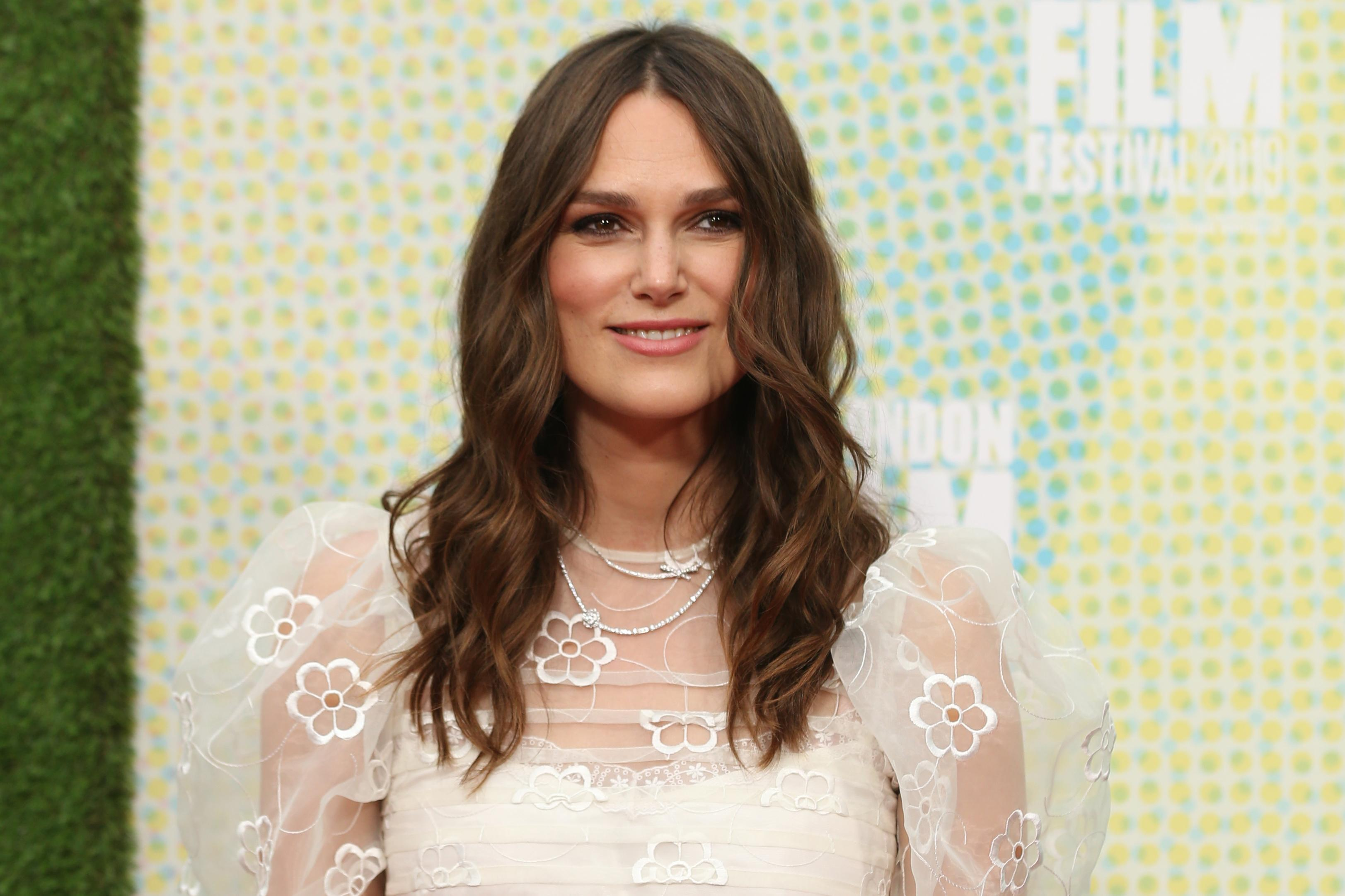 Keira Knightley says Miss World comedy 'Misbehaviour' is a 'pretty timely' feminist tale