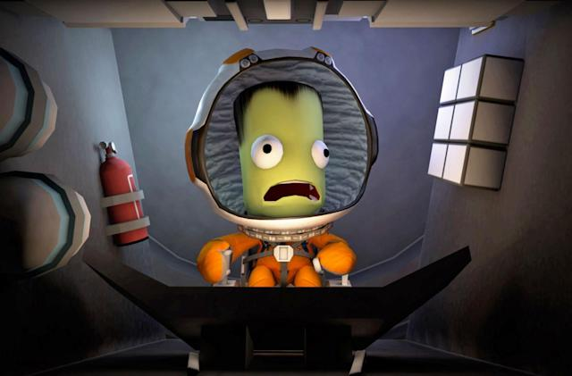 Take-Two nabs the rights to 'Kerbal Space Program'