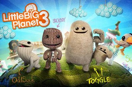 LittleBigPlanet 3 launch slightly delayed in Europe