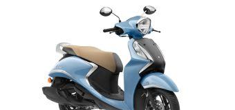 Yamaha Fascino 125 with hybrid technology unveiled