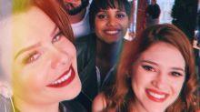 Fernanda Souza posta foto com ex-BBBs e agita fãs do programa