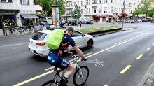 Gutachten: Rechtszweifel an Einführung der Pop-up-Radwege