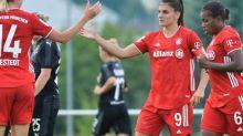 Foot - C1 (F) - Ligue des champions féminine : le Bayern Munich est ambitieux avant de défier l'OL