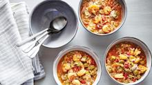 Shrimp and Okra Gumbo from'Essential Emeril'