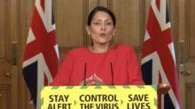 Coronavirus: 14-day quarantine for travellers arriving in UK from 8 June
