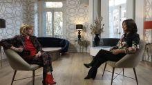 Guerra de egos: la entrevista incómoda de Isabel Gemio a Teresa Campos