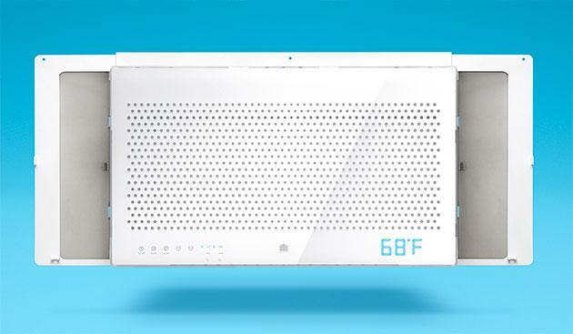 Quirky and GE cook up a smarter, prettier air conditioner