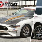 Ford reveals the Mustang Cobra Jet, we drive the Chevy Silverado | Autoblog Podcast 550