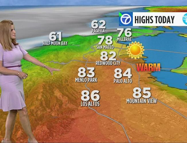 AccuWeather Forecast: Heat Advisory continues through Sunday, relief  tomorrow