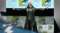 Movies News Pop: Loki At Comic-Con: Tom Hiddleston Rules In Hall H