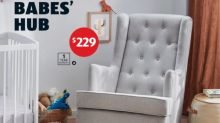Aldi rocking chair Special Buy return sparks frenzy: 'I want that chair'