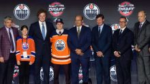 Oilers pick Kailer Yamamoto shortest NHL first-rounder in history