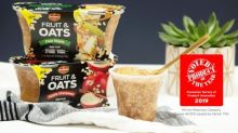 Del Monte® Fruit & Oats™ Receives 2019 Product of the Year Award