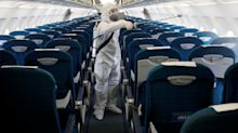 Airlines deploy herpes killer to wipe coronavirus out of cabins