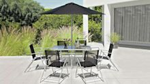 This top-rated garden furniture set is perfect for outdoor dining - and only costs £130