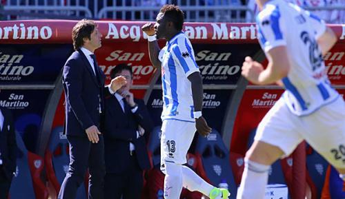 Serie A: Rassistische Sprechchöre: Muntari verlässt den Platz