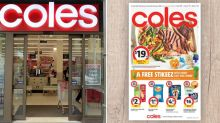Coles reveals bold change to weekly specials catalogue