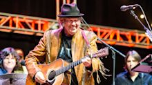 54 Years After Moving to America, Neil Young Is Now a U.S. Citizen
