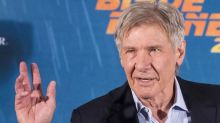 Harrison Ford rescues woman from car crash