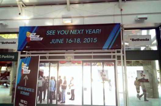 E3 2015 lands in LA June 16-18