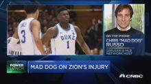 Duke player's shoe bust won't have long-term ramifications for Nike: 'Mad Dog' Russo