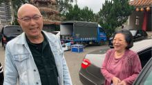 81 year-old Grace Chen resumes work after double wins