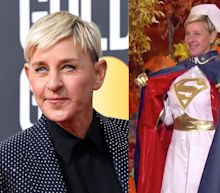 People are dragging Ellen DeGeneres for her 'superheroes of 2020' Halloween costume after becoming one of this year's biggest villains