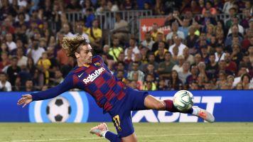 VIDEO - Et voici le premier but de Griezmann avec le Barça