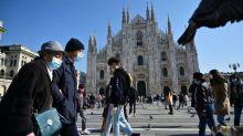 Covid-19: l'Italie renforce les restrictions après un nombre record de nouveau cas