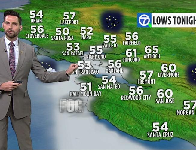 AccuWeather Forecast: Warmer air to arrive across Bay Area [Video]
