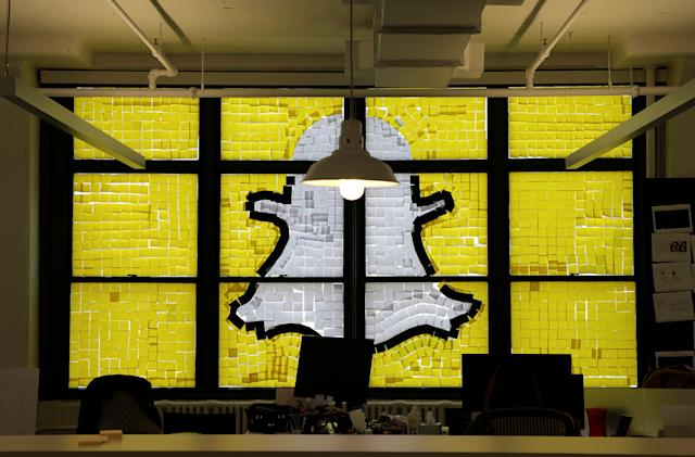 Snap is adding new users and growing its ad business during the pandemic
