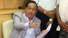 Kept Waiting For Months, Konkan Strongman Narayan Rane Finally Joins BJP With His Outfit
