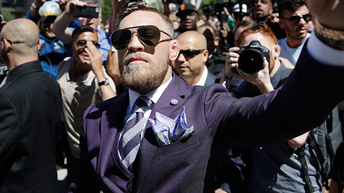 The reason McGregor may never return to UFC